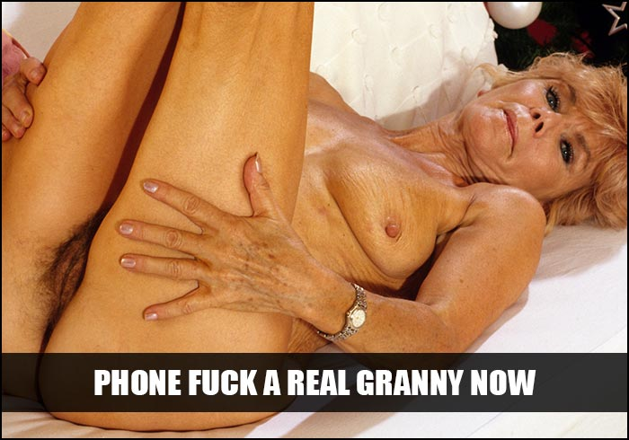 Kinky Grannies On The Phone